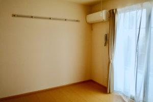 マレット緑・居室(エアコン・窓際)